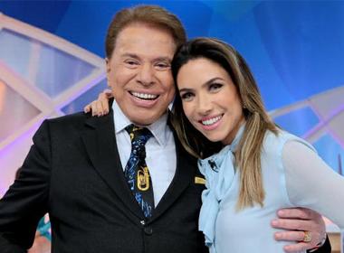 Patrícia Abravanel assume lugar de Silvio Santos em programa dominical