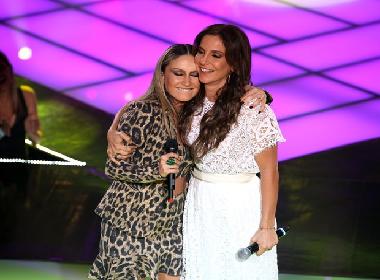 Ivete é a brasileira mais seguida nas redes; Claudia Leitte é a 9ª, diz 'Forbes'