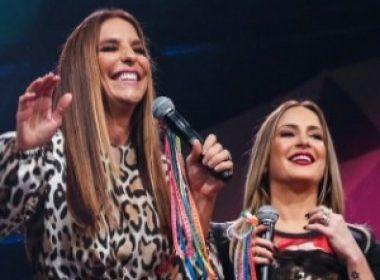 Globo cogita trocar Claudia por Ivete e Ivete por Claudia nos 'The Voice' em 2016