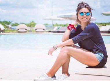 Juliana Paes é orientada a parar de malhar para interpretar 'Dona Flor'