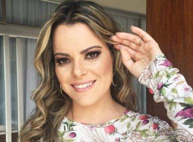 Ana Paula Valadão apaga foto em velório e sai das redes sociais
