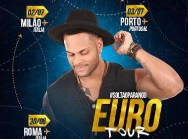 Após Estados Unidos, Parangolé confirma turnê pela Europa ainda em junho