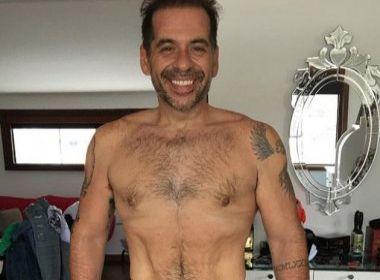 'Consigo ver meu pinto e ando transando muito', diz Leandro Hassum após perder 63 kg