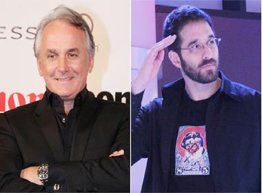 Em programa de rádio, Rafinha Bastos e Otávio Mesquita trocam ofensas: 'Você fica pu*****'