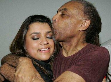 'Ele realmente está muito bem agora', tranquiliza Preta sobre o estado de Gilberto Gil