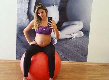Rafa Brites conta que precisou de terapia no início da gravidez