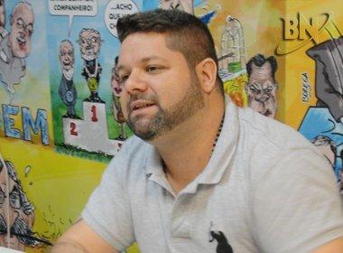 Danniel Vieira faz show em Salvador na 'Sexta do Gordinho'