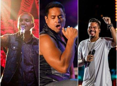 Harmonia do Samba, Sorriso Maroto e Imaginasamba comandam festa em Salvador