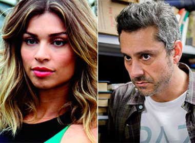 Na internet, Grazi e Alexandre Nero comemoram indicações ao Emmy Internacional
