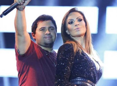 Por conta da operação da PF, Solange Almeida e Xand têm bens bloqueados