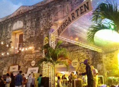 Biergarten: Festa reúne público soteropolitano em clima intimista