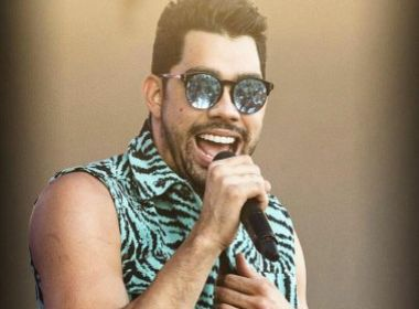 Gabriel Diniz faz show em Salvador no próximo sábado
