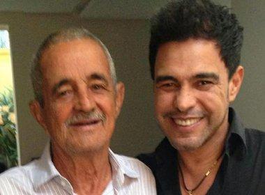 Pai de Zezé di Camargo pede para filho evitar polêmicas