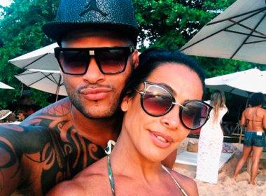 'Não está rolando', revela Scheila Carvalho sobre vida sexual com Tony Salles
