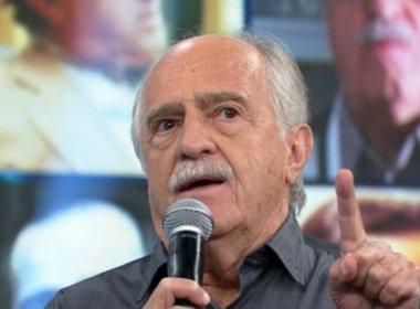 Ary Fontoura vai interpretar Lula em filme: 'Sem nenhum tipo de tendência'