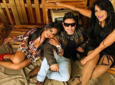 Cantora anuncia fim do grupo Gigantes do Brasil; Silvânia e Paulinha vão formar dupla