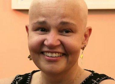Diagnosticada com esclerose múltipla, Cláudia Rodrigues inicia novo tratamento