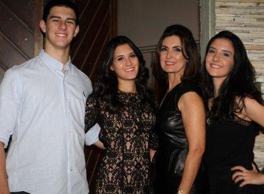 Filho de Fátima e William sofre grave acidente de carro; estado de saúde não foi divulgado