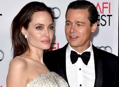Jolie e Pitt emitem primeiro comunicado em conjunto: 'Reunificação familiar'