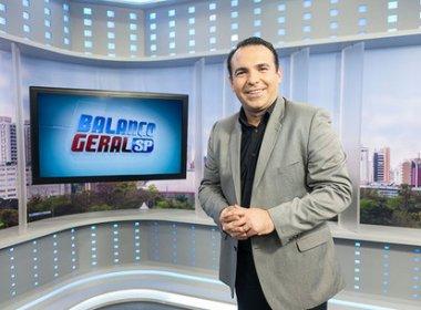 Jornal da Record mostra cena de videogame para ilustrar notícia real