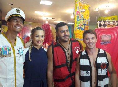 Claudia Leitte diz que puxar trio sem cordas no Carnaval de Salvador é 'um sonho antigo'