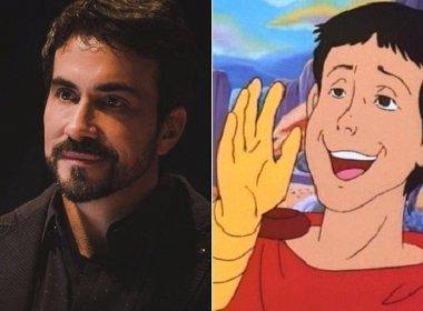 Padre Fábio de Melo brinca com personagem de Carvena do Dragão e bomba na web