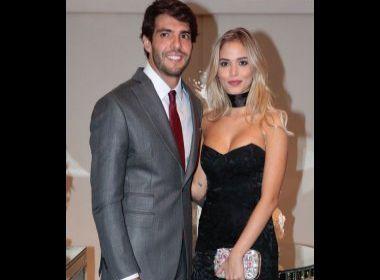 Jogador Kaká leva namorada para Nova York e a pede em casamento