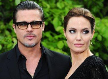 Com processo de divórcio em sigilo, Angelina Jolie e Brad Pitt dão trégua em intrigas