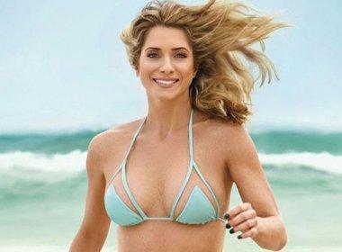 Letícia Spiller terá cena de nudez em nova série da Globo