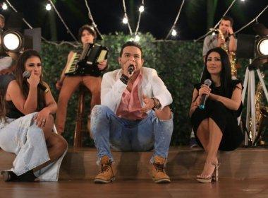 Com participação de Simone e Simaria, música nova de Tierry ultrapassa 600 mil views