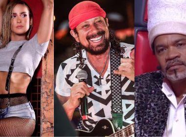 Artistas baianos do axé acumulam R$ 48 milhões em dívidas com impostos da União