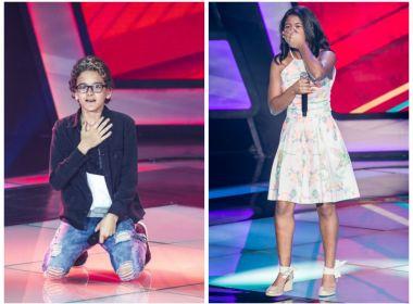 Pais de ex-'The Voice Kids' lamentam falta de eventos para cantores jovens em Salvador
