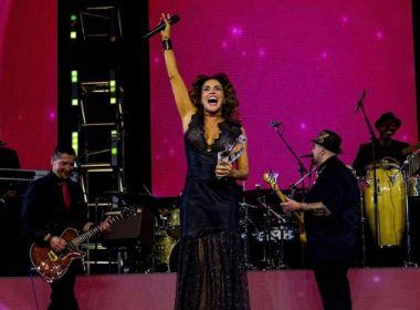 Daniela Mercury recebe dois prêmios nos Estados Unidos