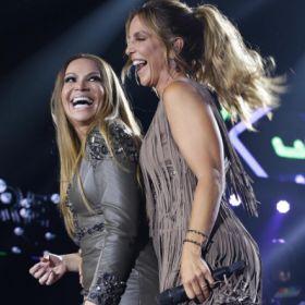 Ivete participa do DVD de Solange Almeida no single 'Revoltada'