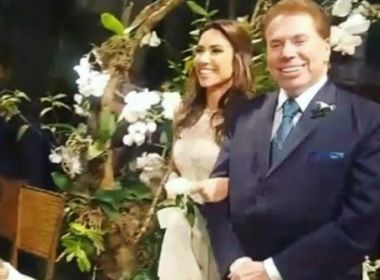 Silvio Santos alfineta casamento da filha e diz quem será sua sucessora no SBT