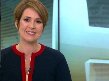 Apresentadora da Globo se emociona ao falar de três abortos que sofreu; veja