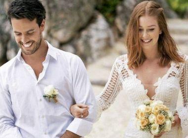 Marina Ruy Barbosa casou em segredo na Tailândia; votos aconteceram no final de 2016