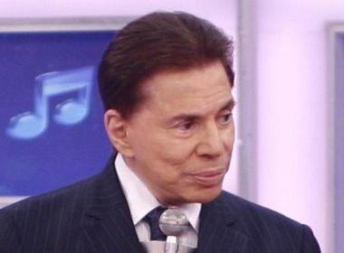 Silvio Santos é afastado do SBT por problemas de saúde