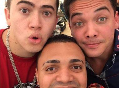 Wesley Safadão se arrisca como ator e vai interpretar motorista de Uber nos cinemas