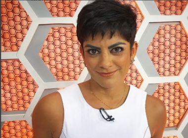 Patrícia Abreu se despede do 'Globo Esporte' pelas redes sociais: 'Chegou a hora de voar'