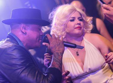 Léo Santana anima festa de aniversário de Marília Mendonça; veja vídeo e fotos