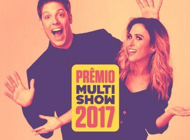 Simone e Simaria, Luan e Anitta lideram lista do Prêmio Multishow; Ivete também concorre