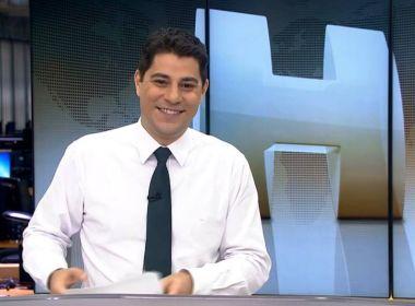 Por motivos pessoais, Evaristo Costa não deve renovar contrato com a TV Globo