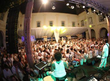 Alavontê celebra 'Réveillon do Meio Ano' em festa no Convento do Carmo