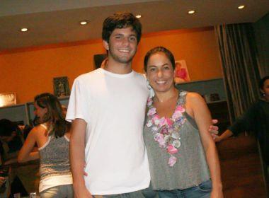 Cissa Guimarães relembra 7 anos de morte do filho: 'Imensa e eterna saudade'