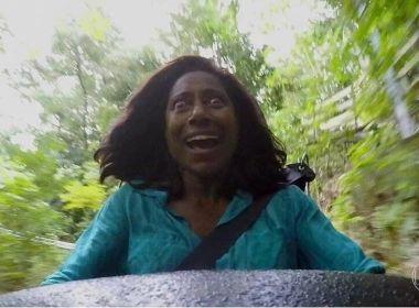 Glória Maria revela que já tomou LSD: 'Experiência que valeu pra vida inteira'