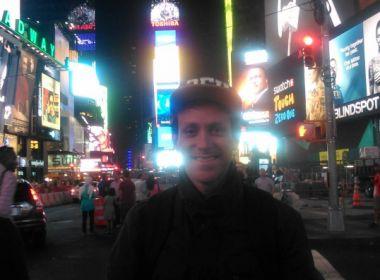 Decepcionado com carreira, Sérgio Hondjakoff decide trabalhar de caixa de restaurante em NY