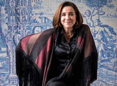 Marisa Orth irá fazer Leilão das suas 'nudes'; ensaio aconteceu há 20 anos