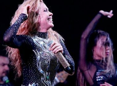 Joelma passa mal e cancela presença em gravação do 'Dancing Brasil' na Record