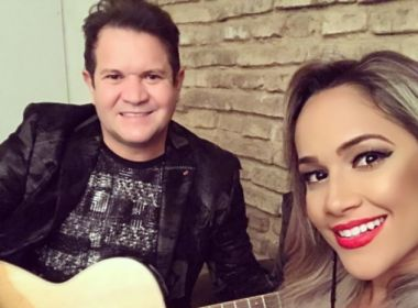 Ximbinha irá processar ex-vocalista da banda X; artista alega ter sido abandonado